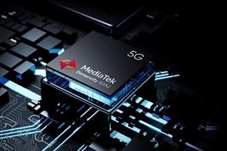 É o primeiro smartphone equipado com o processador MediaTek Dimensity 800U.