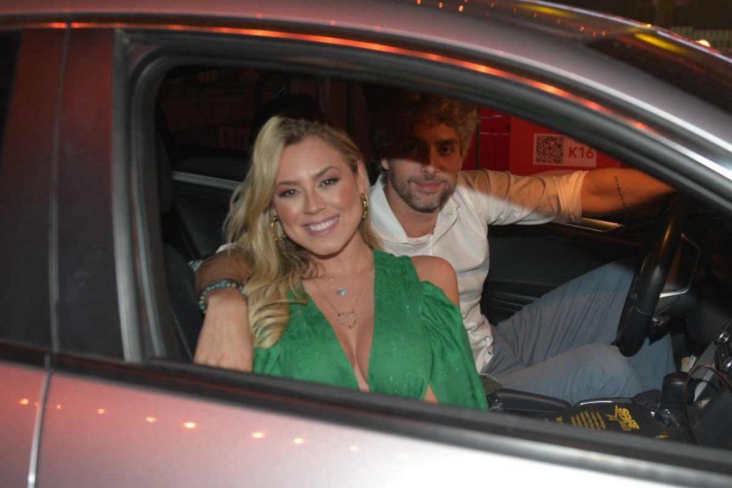 isabella cecchi e namorado