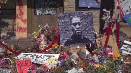 Família de George Floyd vai receber indenização pelo assassinato dele
