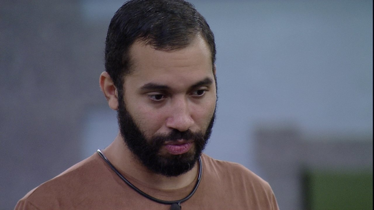 Gilberto pede desculpas a Juliette: 'Eu estava no auge da minha raiva'