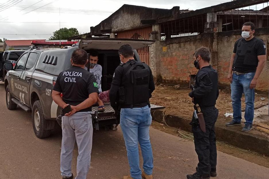 A polícia já havia prendido alguns membros da família, mas os crimes prosseguiam por conta de aliciamentos dentro dos presídios