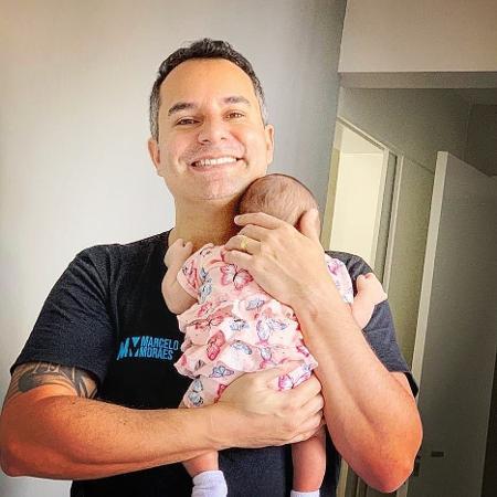 Marcelo Moraes - Arquivo pessoal - Arquivo pessoal