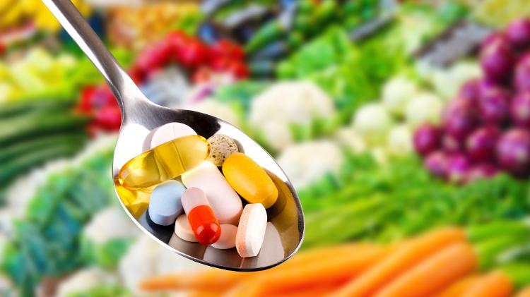 suplementos alimentares - iStock - iStock