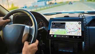 App JuicePass ficou de fora do Android Auto.
