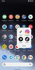 Android 12: nova prévia revela interface com linhas arredondadas