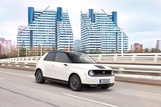 Honda E foi o primeiro carro 100% elétrico da montadora japonesa.