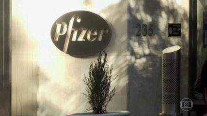EUA autorizam vacina da Pfizer e BioNTech contra a Covid-19 para jovens com 12 anos