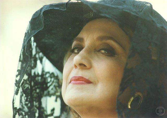 Eva Wilma em A Indomada