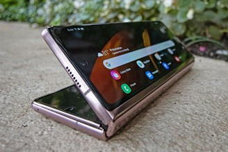 Galaxy Z Fold 3 pode ser 20% mais barato que o antecessor.
